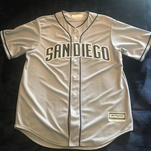 San Diego Padres Jersey
